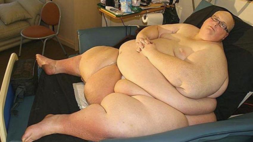 Секс с самой жирной