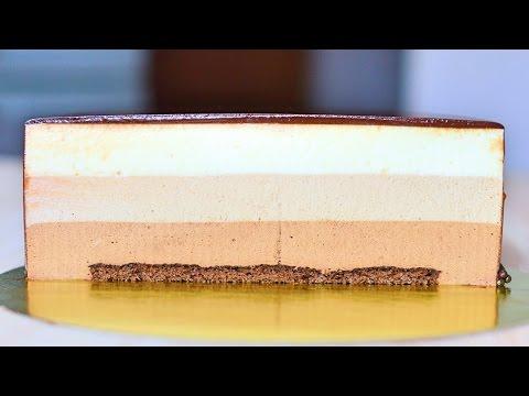 Сколько замораживать муссовый торт