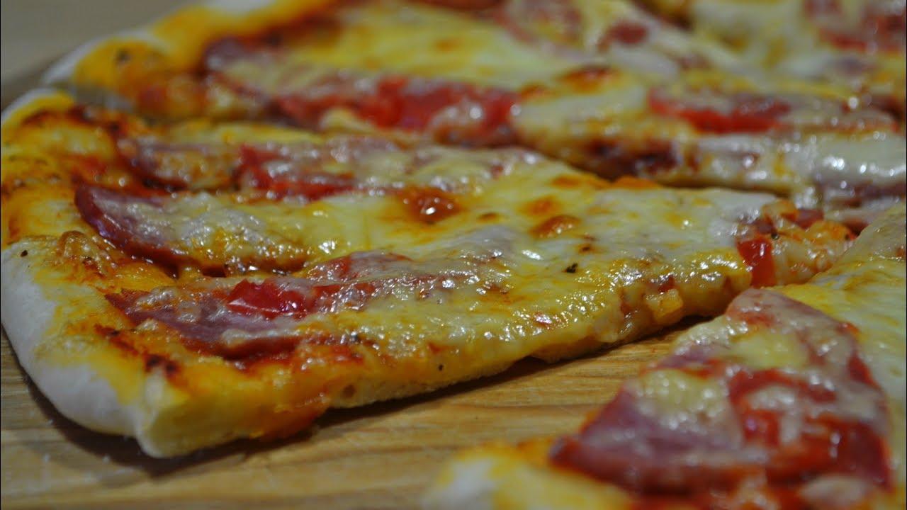 Как сделать пиццу по домашнему 961